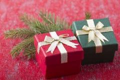 Le cadeau Images stock