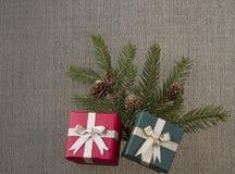 Le cadeau Photographie stock