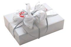 le cadeau de cadre a isolé Image stock