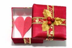 Le cadeau final Photo stock