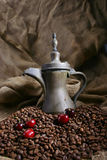 Le café a conçu 4 Image stock