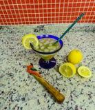 Le caipirinha brésilien Images libres de droits