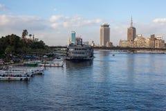 Le Caire, Egypte 2012 Image libre de droits