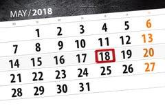 Le calendrier, jour, mois, affaires, concept, journal intime, date-butoir, planificateur, vacances d'état, table, l'illustration  Illustration Stock