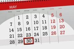 Le calendrier, jour, mois, affaires, concept, journal intime, date-butoir, planificateur, vacances d'état, table, l'illustration  Illustration de Vecteur