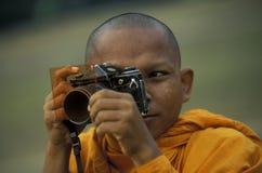 LE CAMBODGE PHNOM PENH Image libre de droits