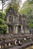 Le Cambodge, temple antique Images libres de droits