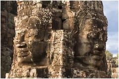 Le Cambodge Vishnu Photo libre de droits