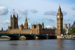 Le Camere del Parlamento Fotografie Stock Libere da Diritti