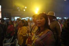 Le camice gialle. Fotografia Stock Libera da Diritti