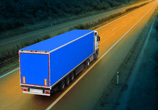Le camion Images libres de droits