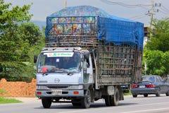 Le camion de Revee réutilisent Image stock