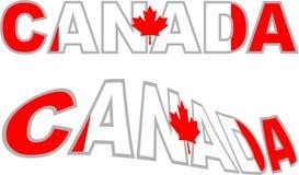 Le Canada Photo libre de droits