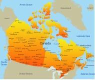 Le Canada Photographie stock libre de droits