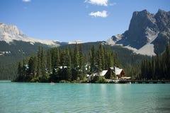 Le Canada - Colombie-Britannique - Yoho Nationalpark Images stock