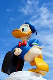 Le marin Disney de canard de Donald figurent Photographie stock libre de droits