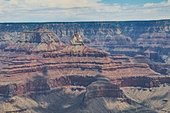 Le canyon grand Photographie stock