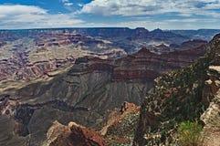 Le canyon grand Photo stock