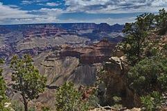 Le canyon grand Photographie stock libre de droits