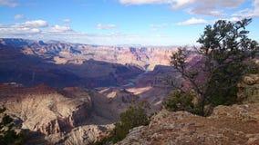 Le canyon grand, Arizona, Etats-Unis Photo libre de droits