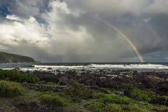 Le Cap Jaune nahe St Joseph auf La Réunions-Insel Lizenzfreie Stockfotos