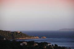 Le Cap Nègre, Le Lavandou, Var, France Royalty Free Stock Photos