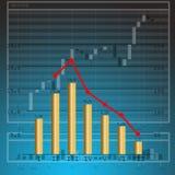 Le capital financier Images stock