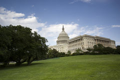Le capitol des USA dans DC de Washington Photographie stock libre de droits