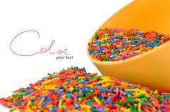 Le caramelle colorate Fotografia Stock Libera da Diritti