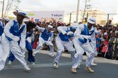 Le carnaval annuel au Cap Vert 2011 Image libre de droits