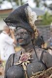 Le carnaval annuel français le 7 février 2010 de la Guyane française Photo stock