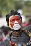 Le carnaval annuel français le 7 février 2010 de la Guyane française Photos libres de droits