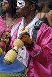 Le carnaval annuel français le 7 février 2010 de la Guyane française Photographie stock