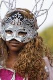 Le carnaval annuel français le 7 février 2010 de la Guyane française Photo libre de droits