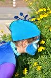 Le carnaval de Purim Image stock