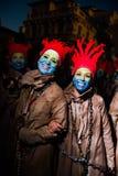 Le carnaval de Viareggio, édition 2019 photographie stock libre de droits