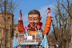 Le carnaval des enfants Photo stock