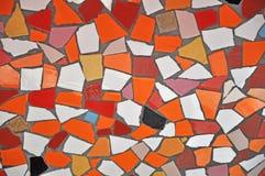 Le carreau de céramique coloré modèle le fond Photos stock