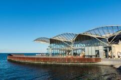 Le carrousel sur le bord de mer de Geelong en Australie image libre de droits