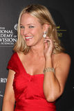 Le cas de Sharon obtient aux 2012 Prix Emmy de jour Photo stock