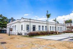 Le Casa de Cultura dans Itajai, Santa Catarina, Brésil photographie stock