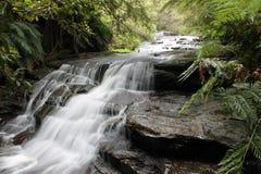 Le cascate Fotografia Stock