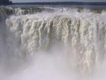 Le cascate di Iguazu - l'Argentina fotografia stock libera da diritti