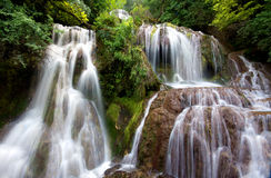 Le cascate di Krushuna fotografia stock