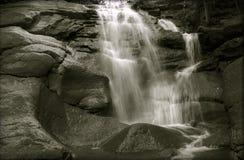 Le cascate di Newtown Fotografie Stock