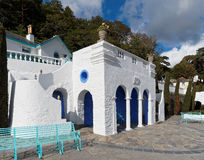Le casino, Portmeirion Images stock