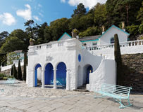 Le casino, Portmeirion, Pays de Galles du nord Photos stock