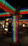 le casino usine la fente Photo stock