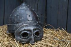 Le casque de Viking Images stock