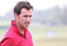 Le castano de Fernandez au Français de golf ouvrent 2010 Photographie stock libre de droits